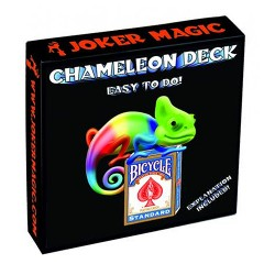 Chameleon Deck by Joker Magic