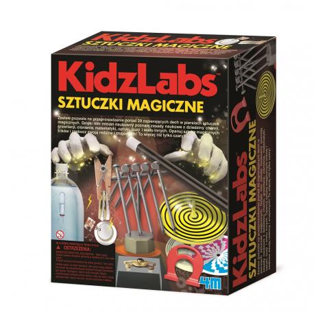 KidzLabs - sztuczki magiczne