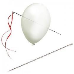 Szpilka w balonie
