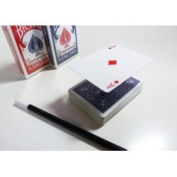 Card float - latająca karta