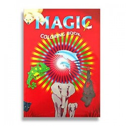 Magic Coloring Book