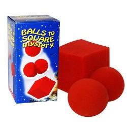 Sponge Balls Mystery