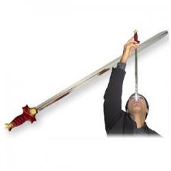 Swallowing sword - Miecz w gardle