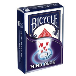 Bicycle - Mind Deck by Vincenzo Di Fatta
