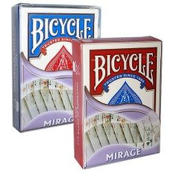 Bicycle - Mirage deck