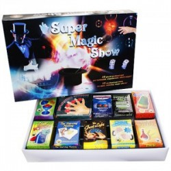 Super Magic Show - BOX 10 sztuczek