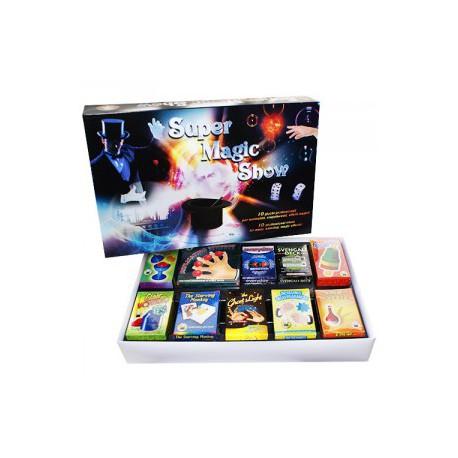Super Magic Show - BOX 10 sztuczek
