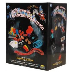 MAŁY MAGIK Z KAPELUSZEM 125 trików + DVD